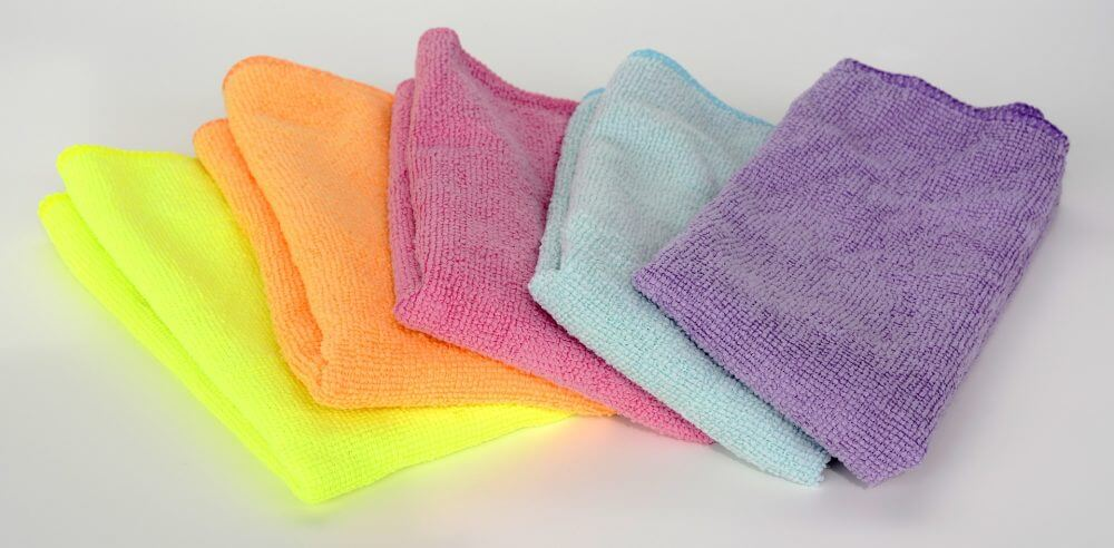 micro fiber cloth for cleaning stainless steel