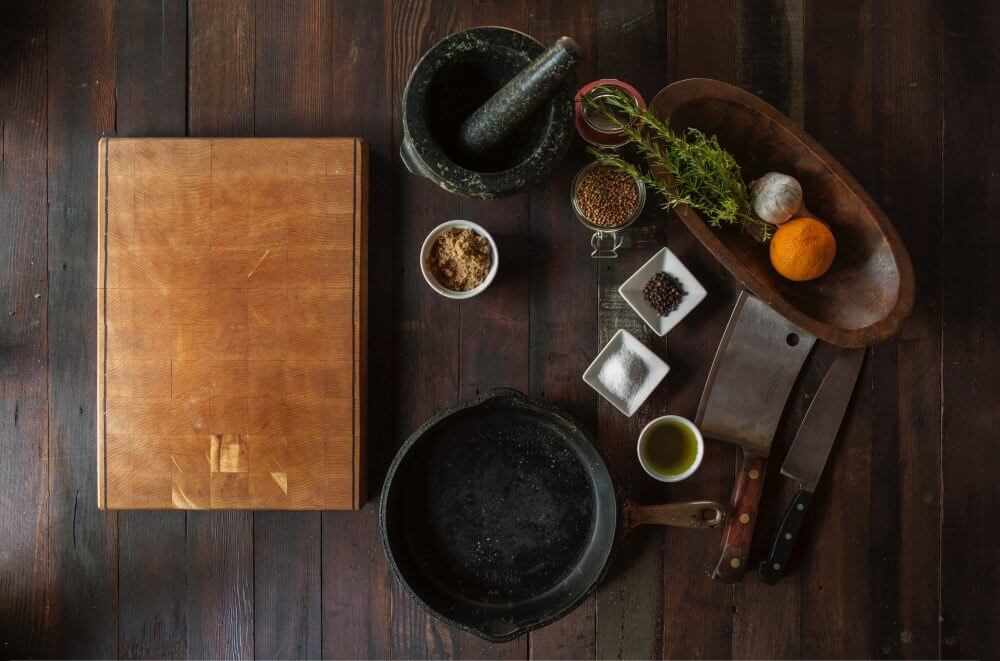 how to cook with the graniterock pan